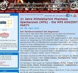 21 Jahre Mittelalterlich Phantasie Spectaculum (MPS) - Die MPS KONZERT PARTY