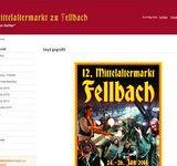 12. Mittelaltermarkt Fellbach