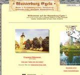 Tafeln wie die Grafen - Ritteressen auf der Wasserburg-Egeln