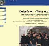 Winterlicher Mittelaltermarkt in Delbrück