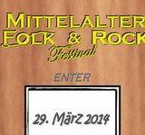 Mittelalter Folk & Rock Festival mit Mittelaltermarkt