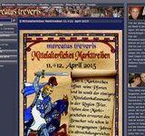 8. Mittelalterliches Markttreiben