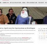 See-Spectaculum zu Brietlingen