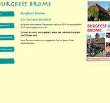 Burgfest Brome