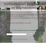 Mittelalterliches Burgspektakel Beilstein