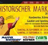 Historischer Markt Großbottwar