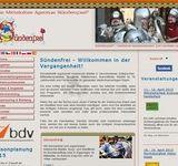 Mittelaltermarkt zur 700-Jahr-Feier