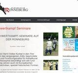 Schwertkampf-Seminar