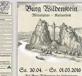 Burg Wildenstein Mittelalterkultur Fest