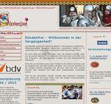 Burgfest und Ritterturnier