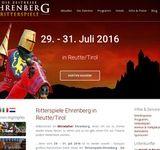 Ritterspiele Ehrenberg - Die Zeitreise