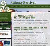 Altburgfestival