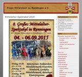 8. Mittelalter-Spektakel in Renningen