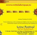 Leine Festival