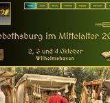 Siebethsburg im Mittelalter