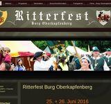 19. Ritterfest auf Burg Oberkapfenberg