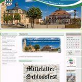 Mittelalter-Schlossfest auf Schloss Tenneberg
