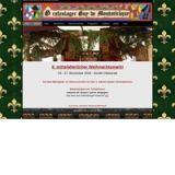 8. Mittelalterlicher Weihnachtsmarkt