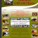 4. Mittelalterliches Spektakel Forum Cistercium