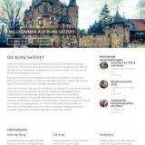 Hexennacht Hexenmarkt auf Burg Satzvey