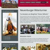 Neuenburger Ritterturnier in Freyburg Neuenburg