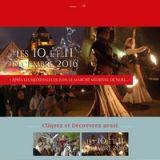 Mittelalterfest Lumieres et coleurs du Moyen Age
