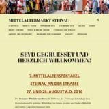 8. Mittelalterliches Spektakel