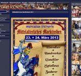 Mittelalterliches Markttreiben 2013
