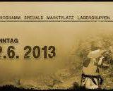 5. Mittelalter-Spektakel auf Schloss Ellwangen mit mittelalterlichem Markt vom Donnerstag 30.5. bis zum Sonntag 2.6.2013