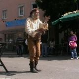 Der Zauberer und Spielmann Yandaal