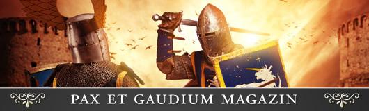 Pax et Gaudium Magazin